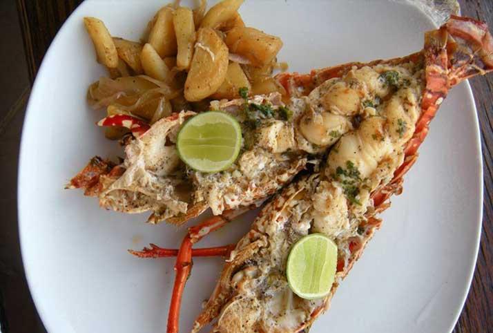 Enjoy Sea Food